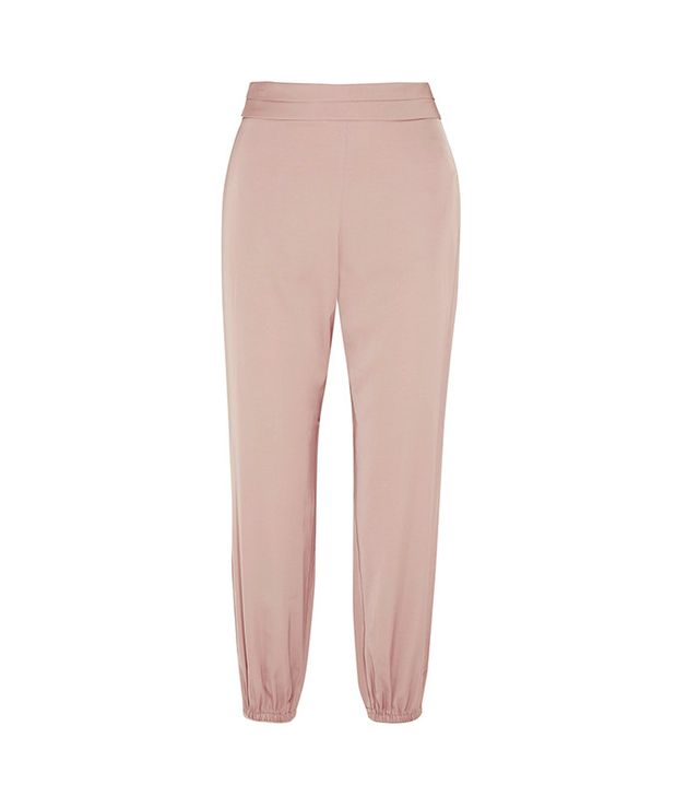 Elizabeth and James Pascal Satin Tapered Pants