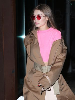 Gigi Hadid Just Wore This Major Ankle Boot Trend (Again)