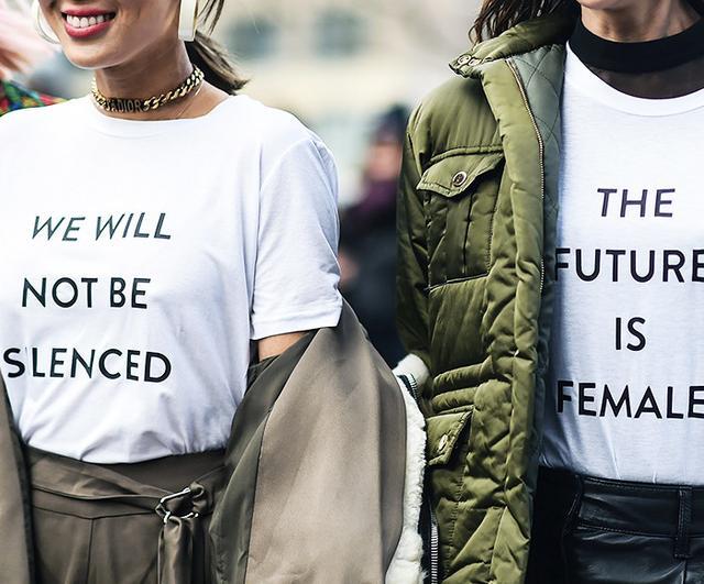 Slogan T-Shirt Psychology