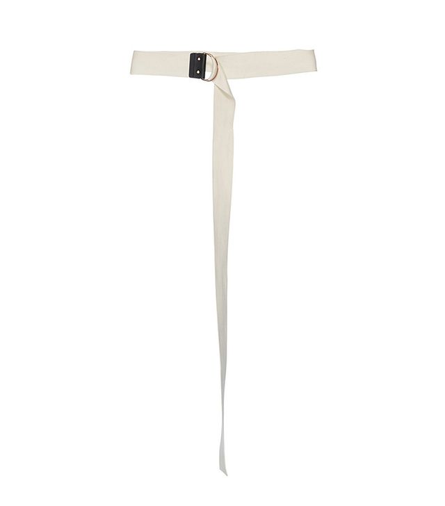 Tibi Extra-Long Belt With D-Rings