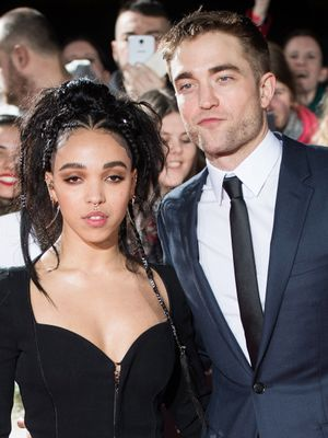 FKA Twigs and Robert Pattinson Have the Coolest Couples Style