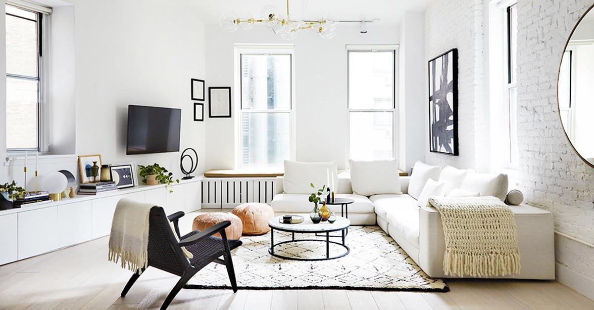 100 Scandinavian Loft Apartment Interior Design
