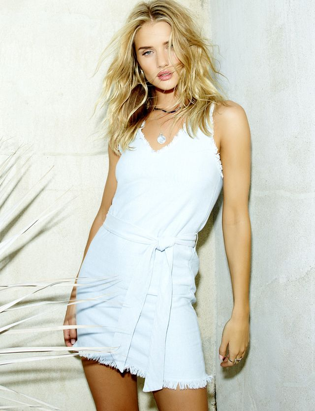 Rosie HW x Paige Geraldine Dress