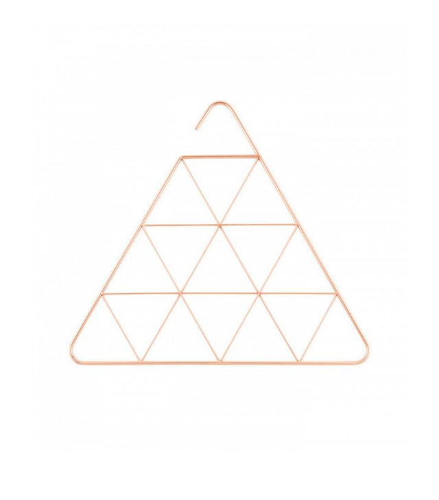 The Container Store Umbra Triangle Pendant Scarf Organizer