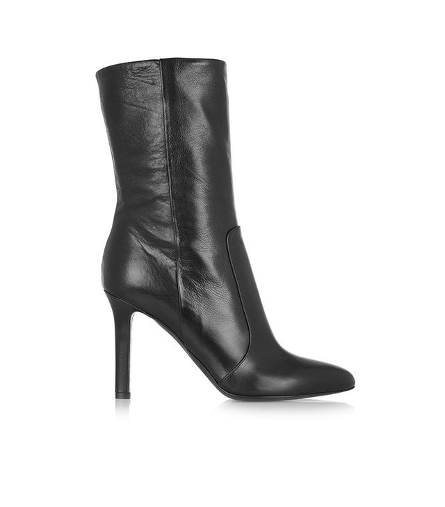 Tamara Mellon Rebel Leather Calf Boots