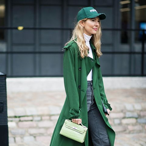 London fashion week February 2017 street style: Roberta Benteler