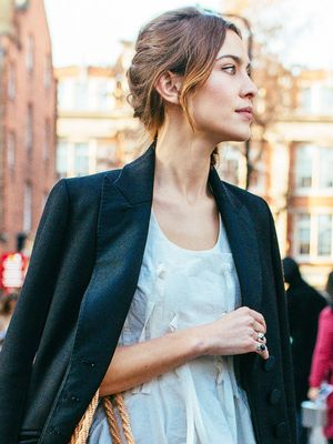 This Major Spring 2016 Trend Isn't Dead, According to Alexa Chung
