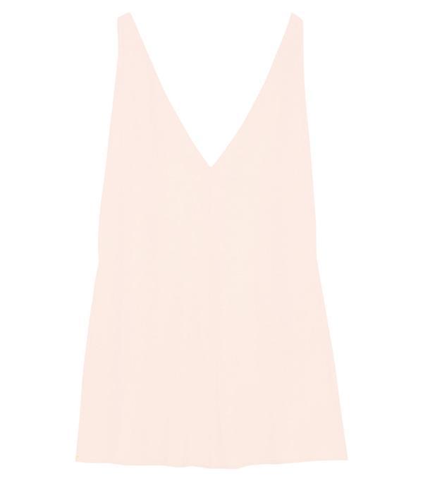 Minimalist fashion: Stella McCartney Stretch-Cady Top