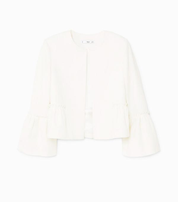 Minimalist fashion: & Other Stories Organic Cotton Drawstring Dress