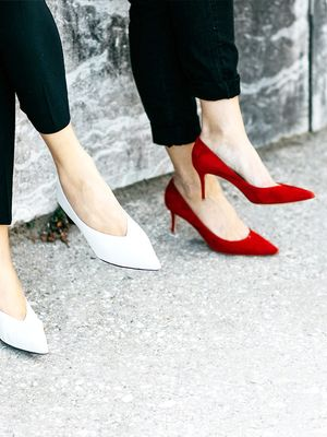 Should You Stop Wearing Stilettos? An Expert Weighs In