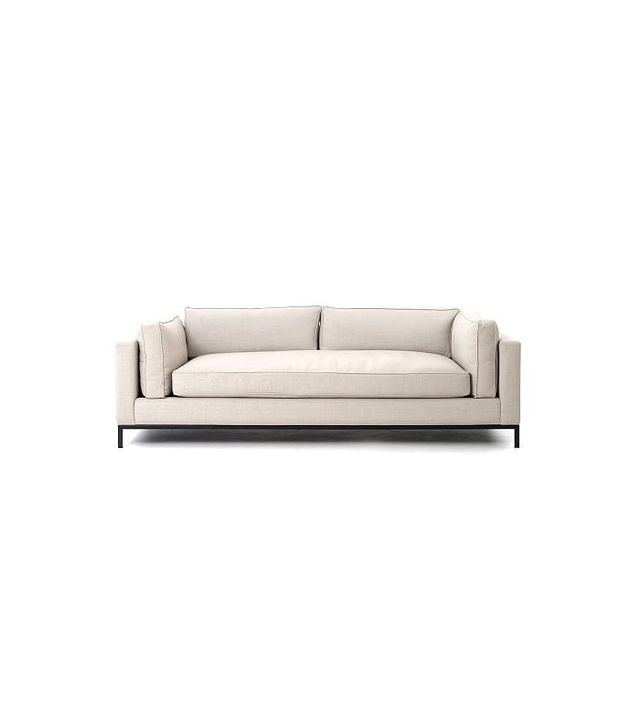 West Elm Modern Arm Sofa