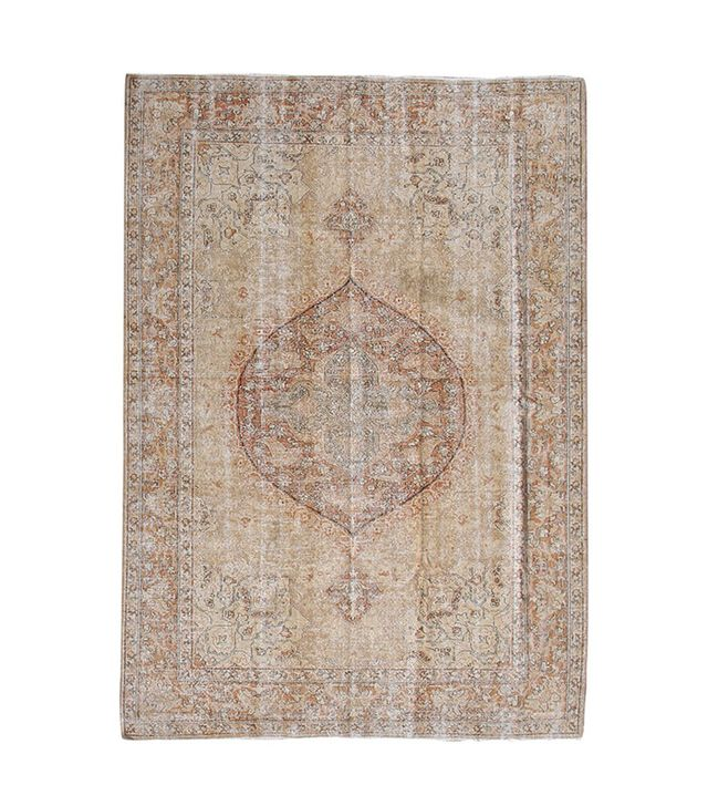 Lawrence of La Brea Vintage Turkish Rug