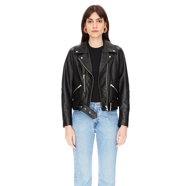 Veda Nation Leather Jacket