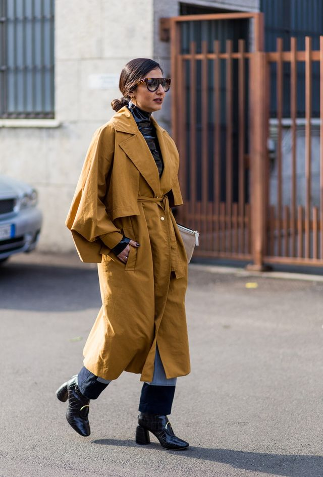 Milan Fashion Week Street Style Fall Winter 2017
