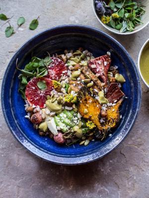 5Easy,Healthy Vegan Recipes That Taste as Good as They Look
