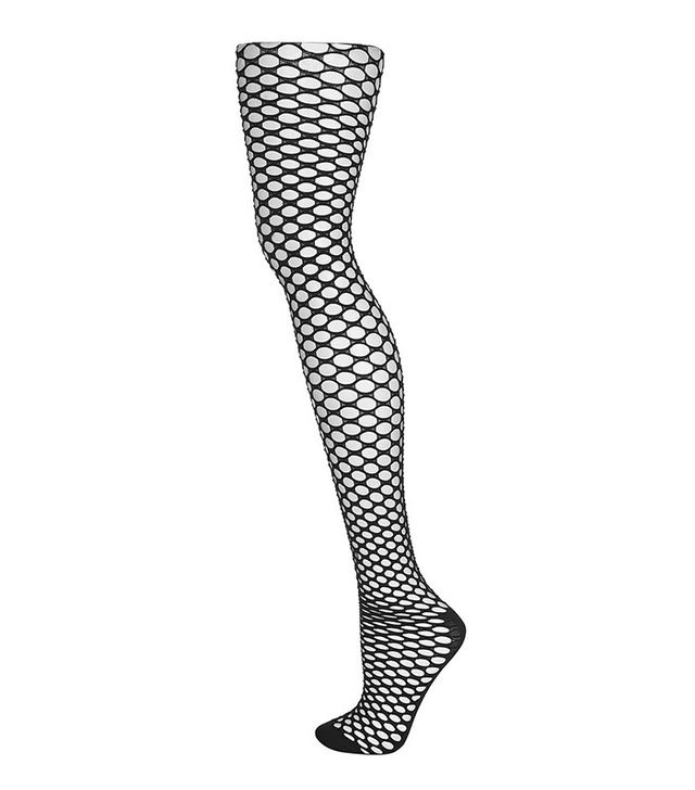 Topshop Sporty Fishnet Tights