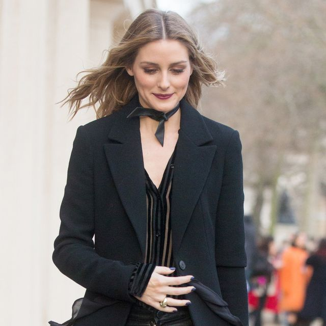 Olivia Palermo's Boots Are Actually Perfect for Your Cropped Pants