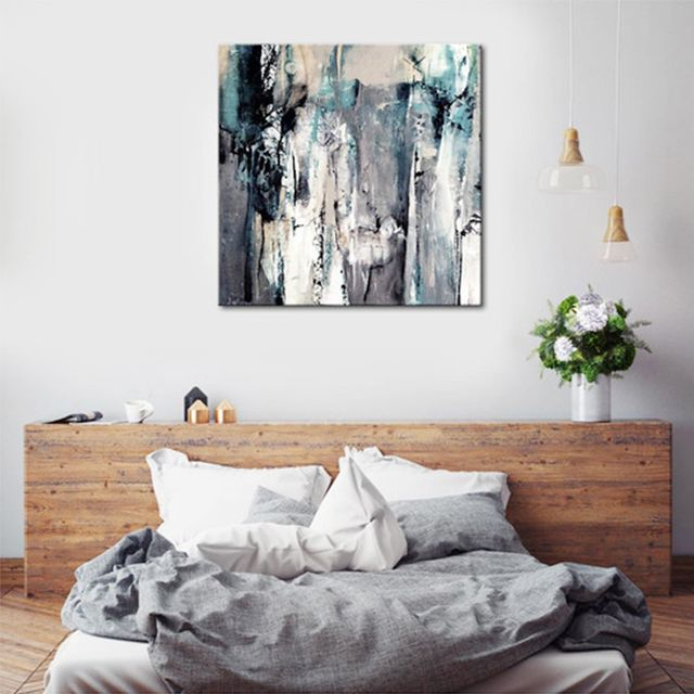United Interiors Icicle Extraction Canvas Wall Art