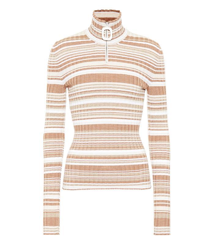 JW Anderson Striped Wool Sweater