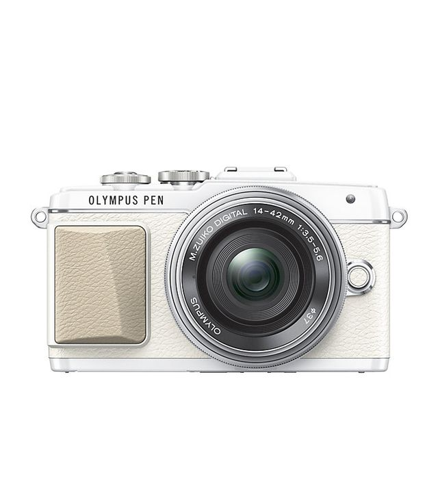 How to take a selfie: Olympus PEN E-PL7 Compact System Camera