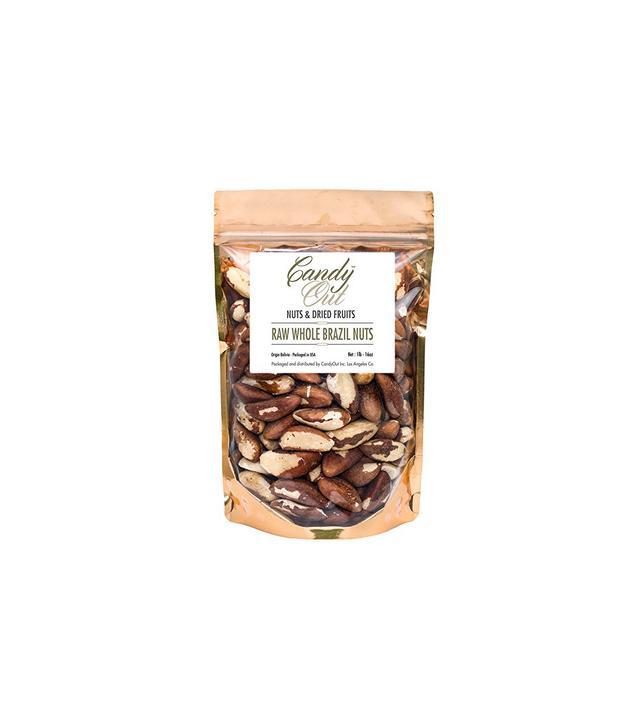 CandyOut Raw Whole Brazil Nuts