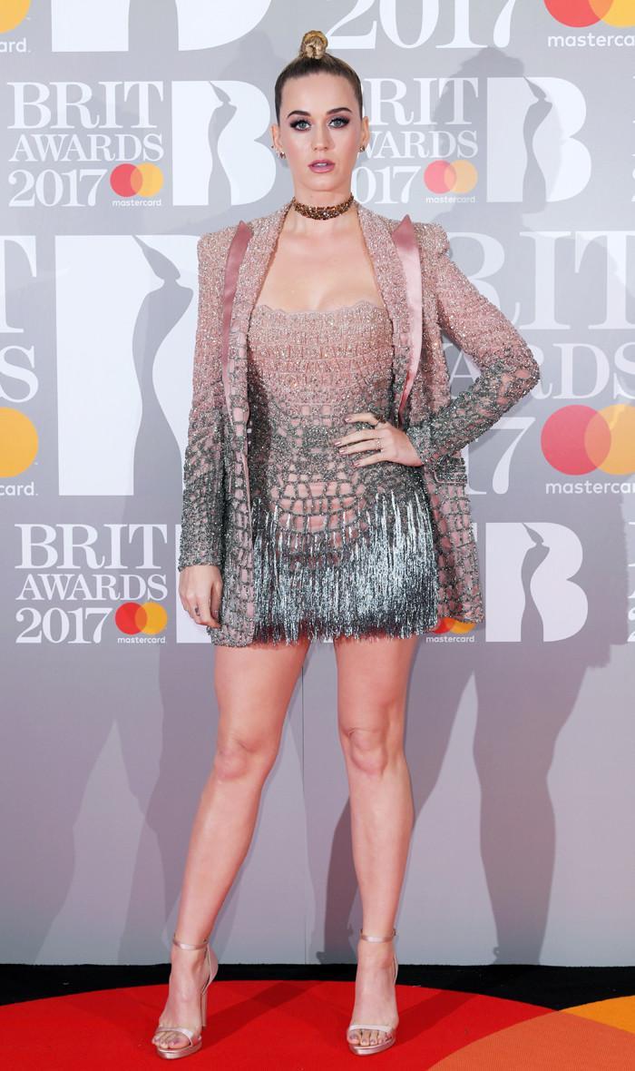 Brit Awards fashion 2017: