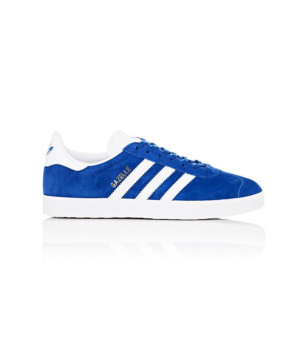 Adidas Women's Gazelle Suede Low-Top Sneakers