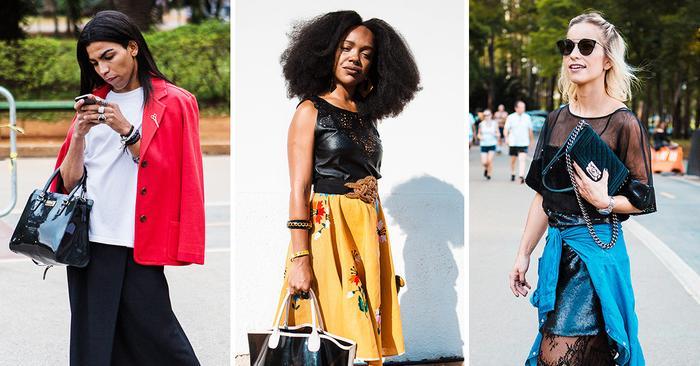 Brazilian Street Style Outfit Ideas Who What Wear