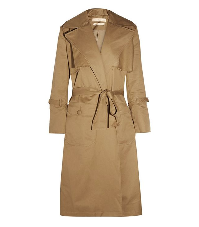 Maggie Marilyn Be Mine Trench Coat