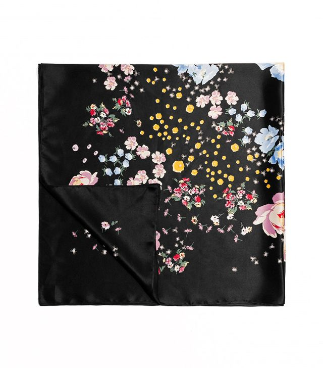 & Other Stories Flowery Scarf