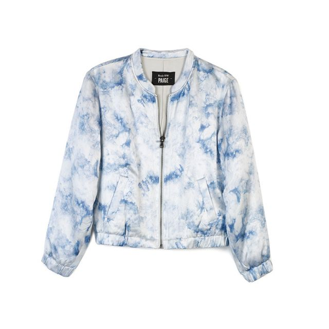 Rosie HW x Paige Collection Flo Bomber