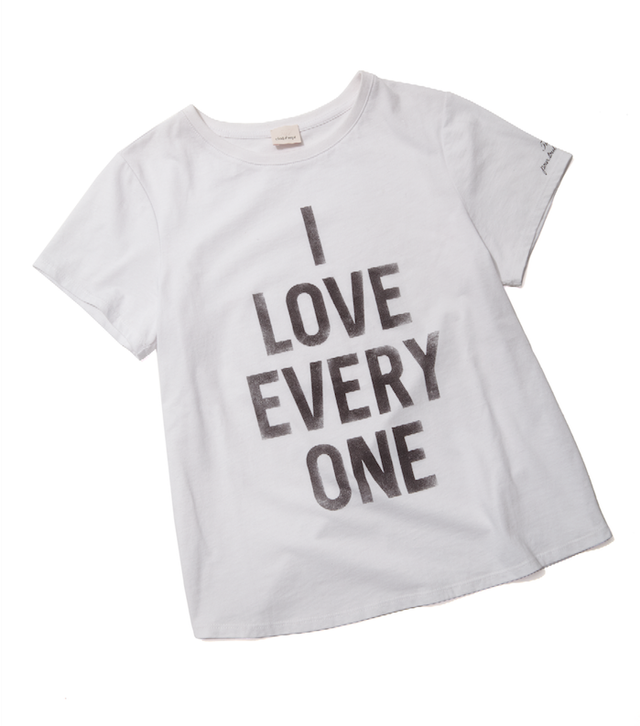 Cinq à Sept I Love Everyone Graphic Tee