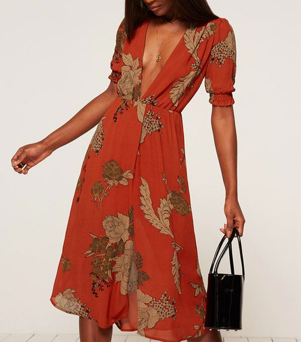 Reformation Anja Dress