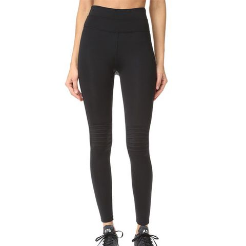 Movement B Natural City Slicker Leggings