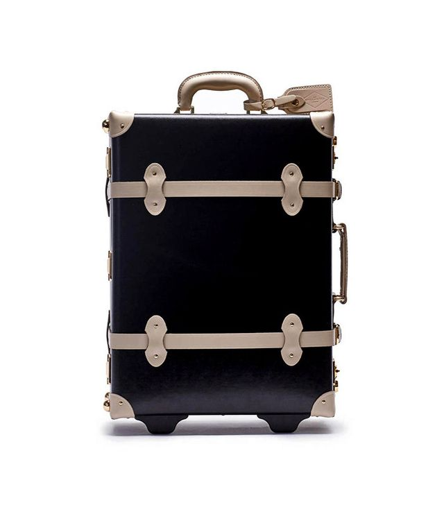 Steamline Luggage Leather Carry-On