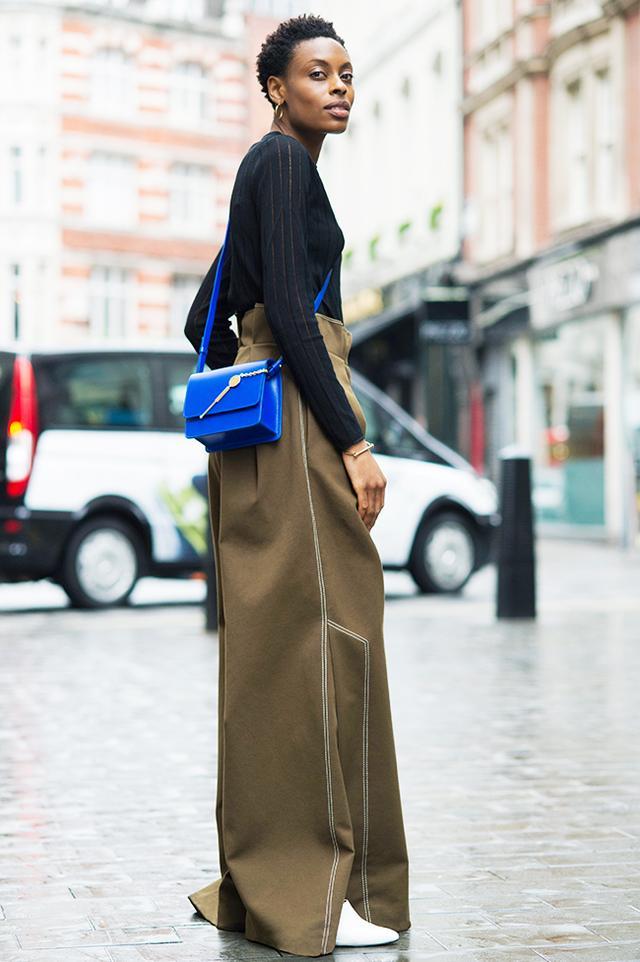Best Designer Bags 2017: Sophie Hulme Catch Bag