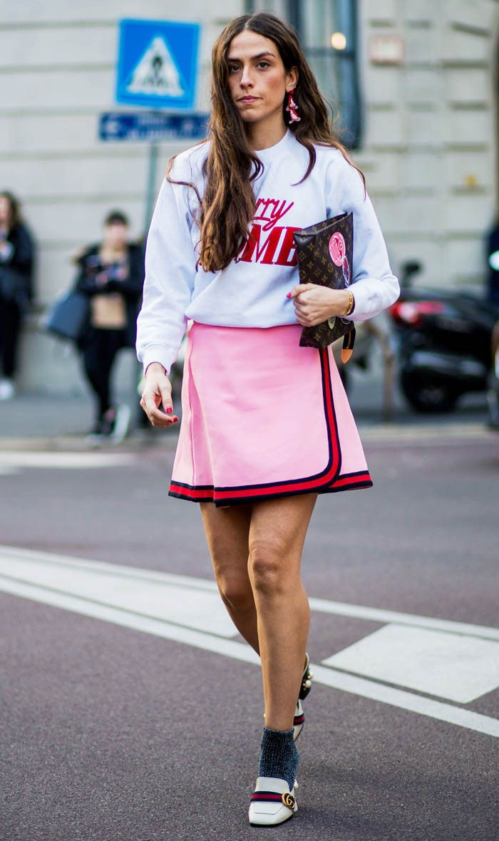 Milan Fashion Week street style: