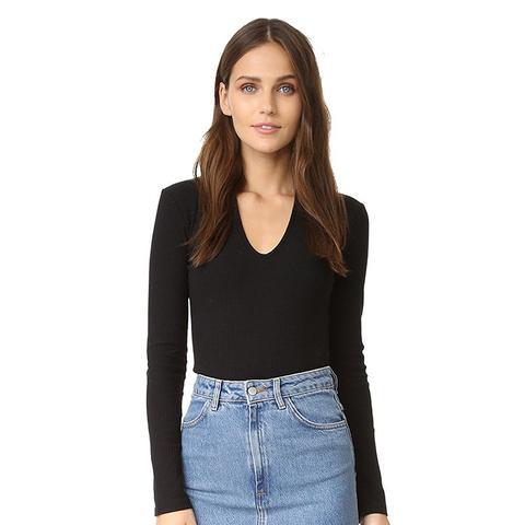 Women's Scoop Bodysuit