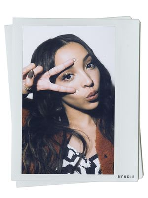 """I Don't Fit Into a Particular Box"": Tinashe Talks Her Unique Brand of Beauty"