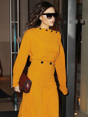 This Explains Why Victoria Beckham Dresses the Way She Does