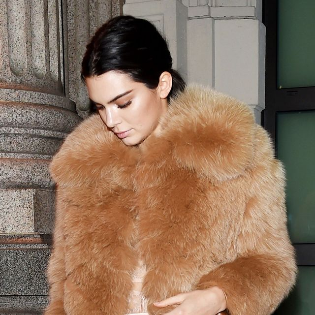 Kendall Jenner Just Wore One of This Year's Biggest Trends