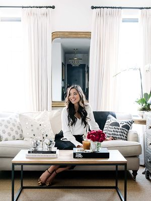 Inside a Fashion Blogger's Dreamy West Village Apartment