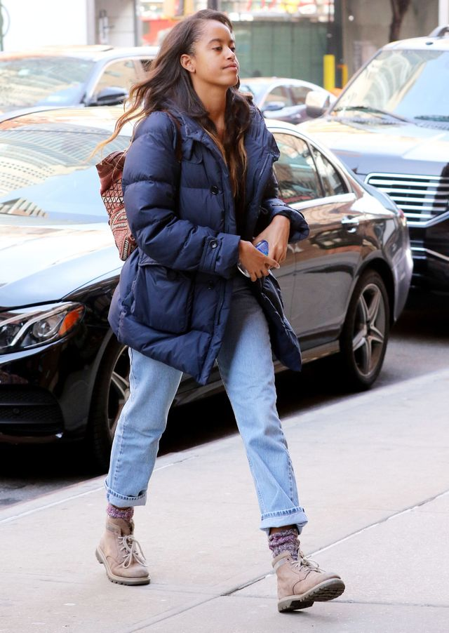 These straight-leg jeans are the perfect compromise between skinny and boyfriend denim.