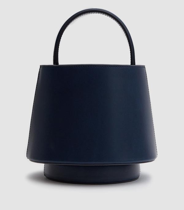 Lantern Bag in Navy