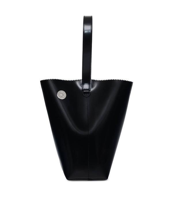 Kara Pinch Pail Bucket Bag -