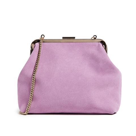 Flore Frame Crossbody Bag