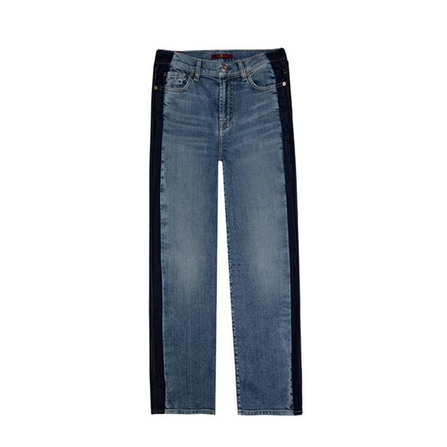 7 for All Mankind Kiki with Shadow Side Seam
