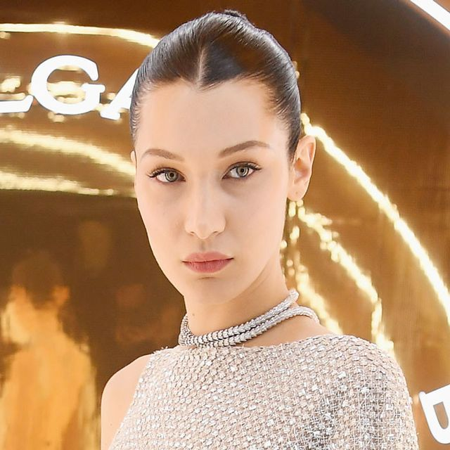 The Back of Bella Hadid's Dress Is a Total Surprise