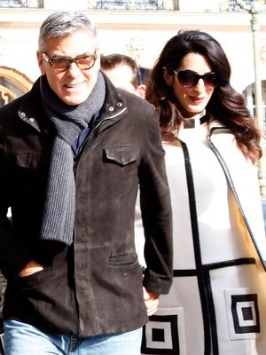 Amal Clooney's Back-to-Back Maternity Looks Are Actual Perfection