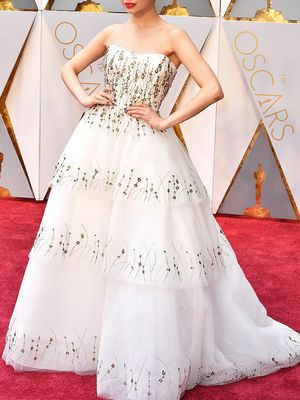 5 Unconventional Bridal Looks to Copy From the Oscars Red Carpet